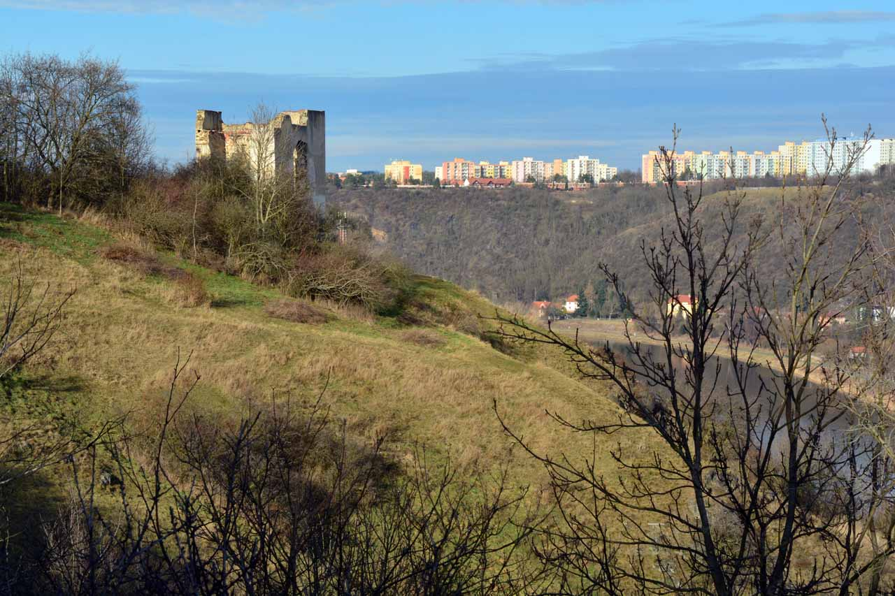 Praha – Dejvice a Podbaba