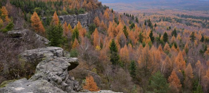 Šplháme na nejvyšší stolovou horu v Čechách