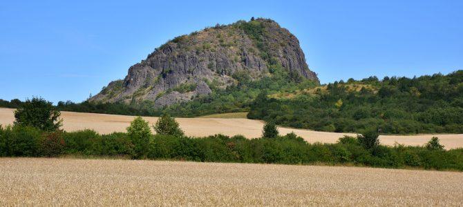 Znělcový vrch Bořeň – chlouba Českého středohoří