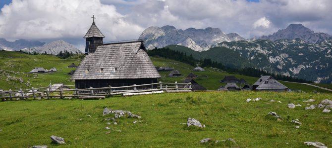 Tři mušketýři ve Slovinsku