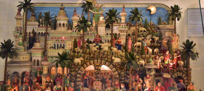 Malá předvánoční výprava do Muzea betlémů