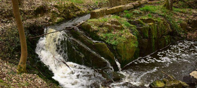 Z Chotče údolím Radotínského potoka